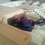 Arduino with relay shield